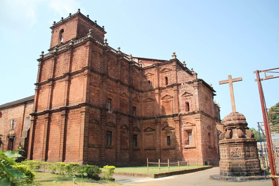The Early 17th-Century Bom Jesus Basilica