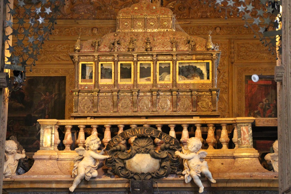 The Remains of St. Francis Xavier, One of the Greatest Catholic Missionaries