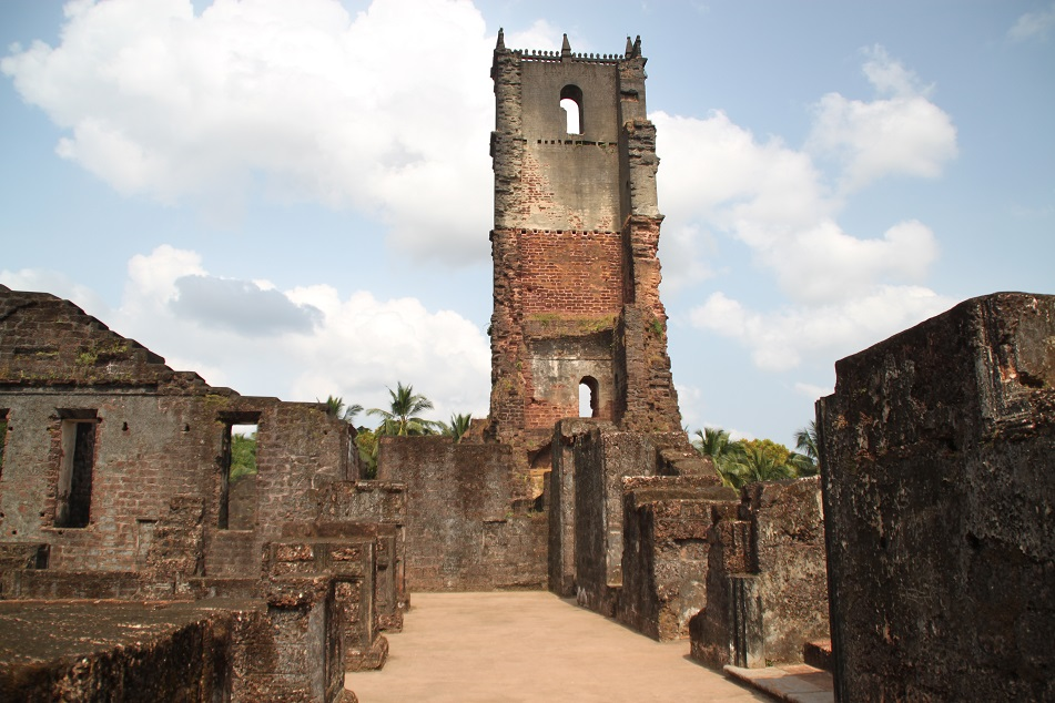 Ruins of the Church of St. Augustine