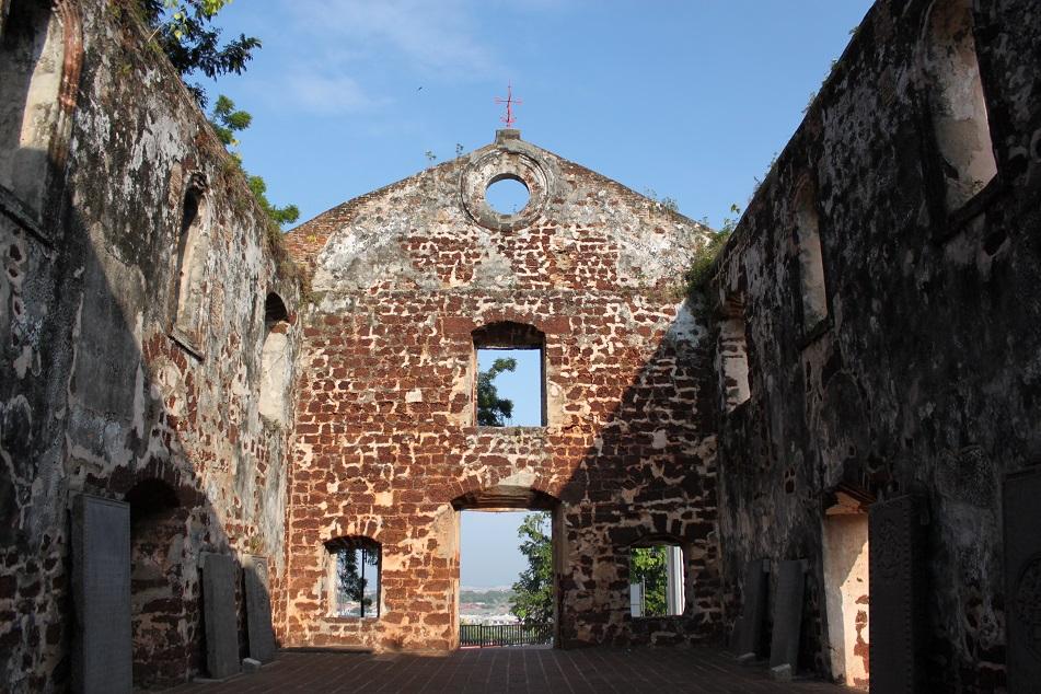 The 16th-Century St. Paul's Church