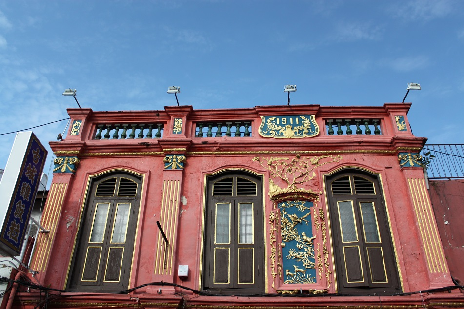 An Ornate Shophouse
