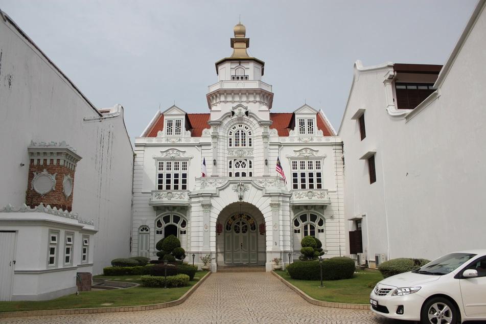 A European-Style House
