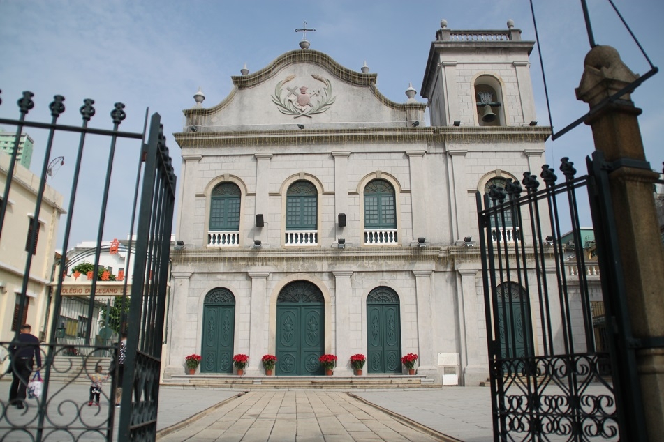 A Church near the Other Square