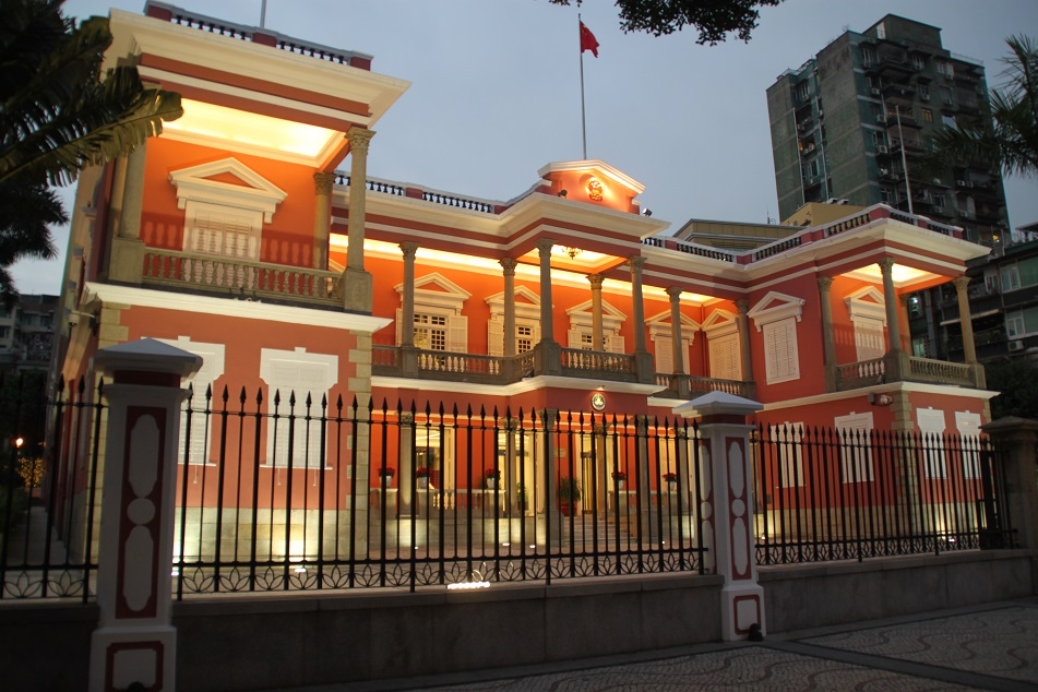 The Office of Chinese Representative in Macau