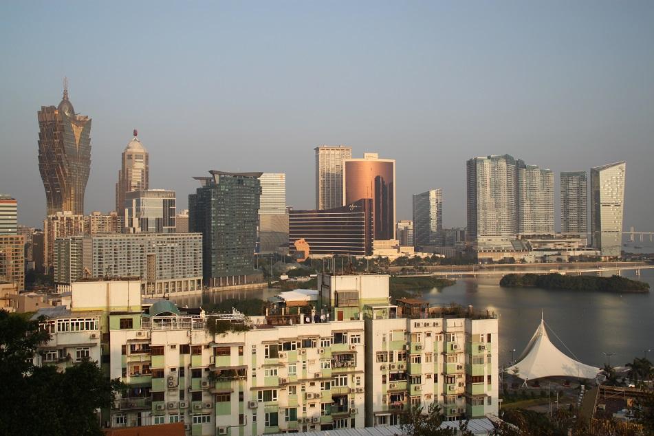 Macau's Mega-Casinos
