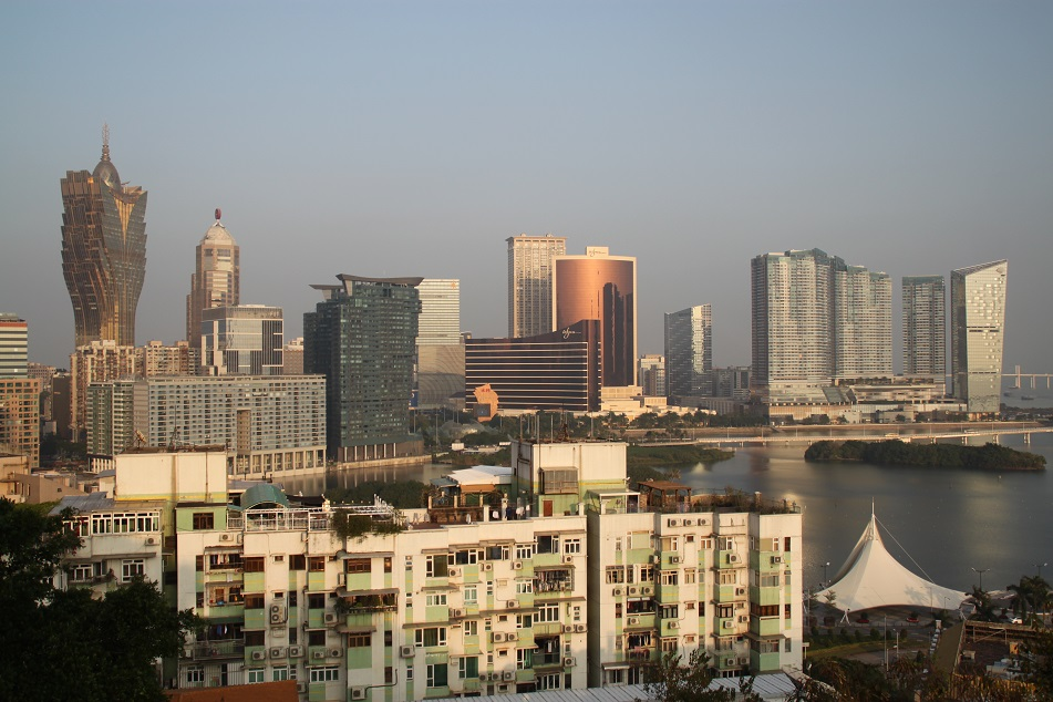 Macau's Mega-Casinos