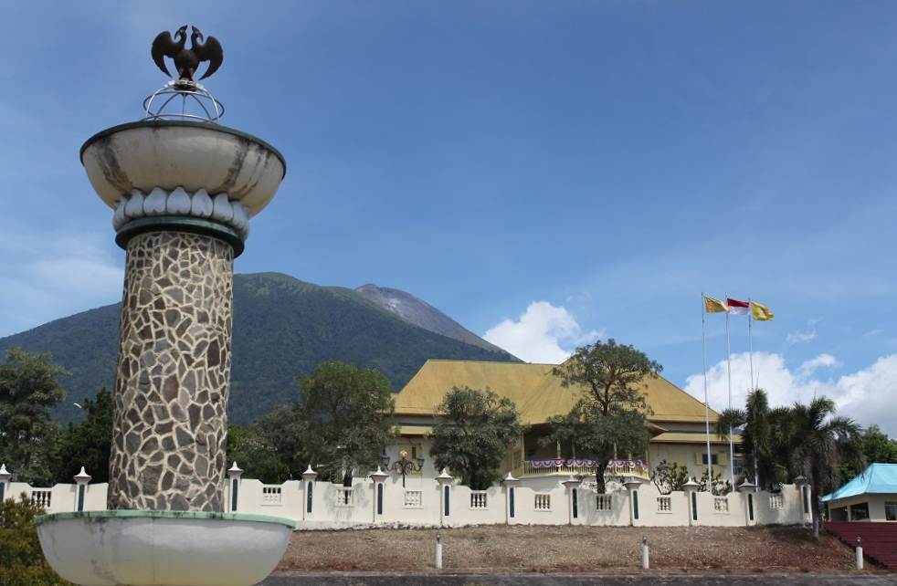 The Royal Palace of Ternate