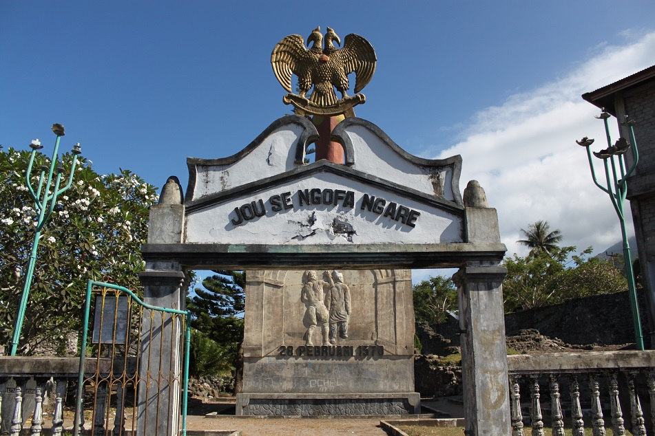 Commemorating Ternate's Victory against the Portuguese