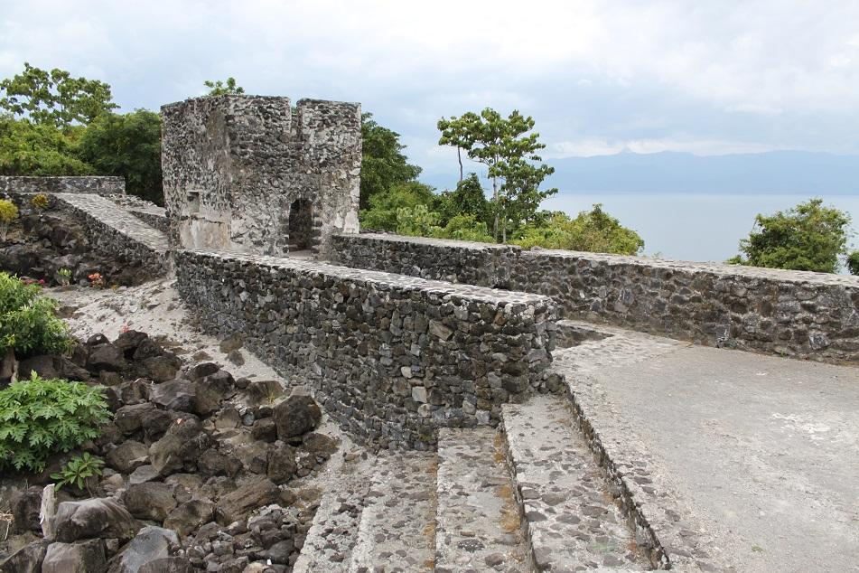 Fort Tahula, Tidore