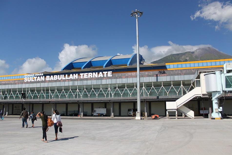 Sultan Babullah Airport