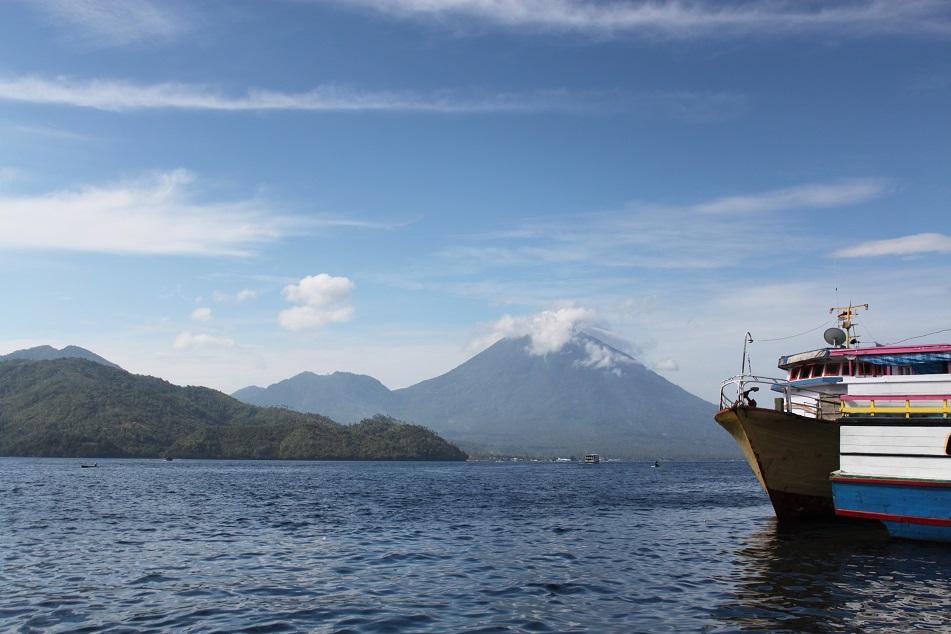 Tidore, Seen from Ternate