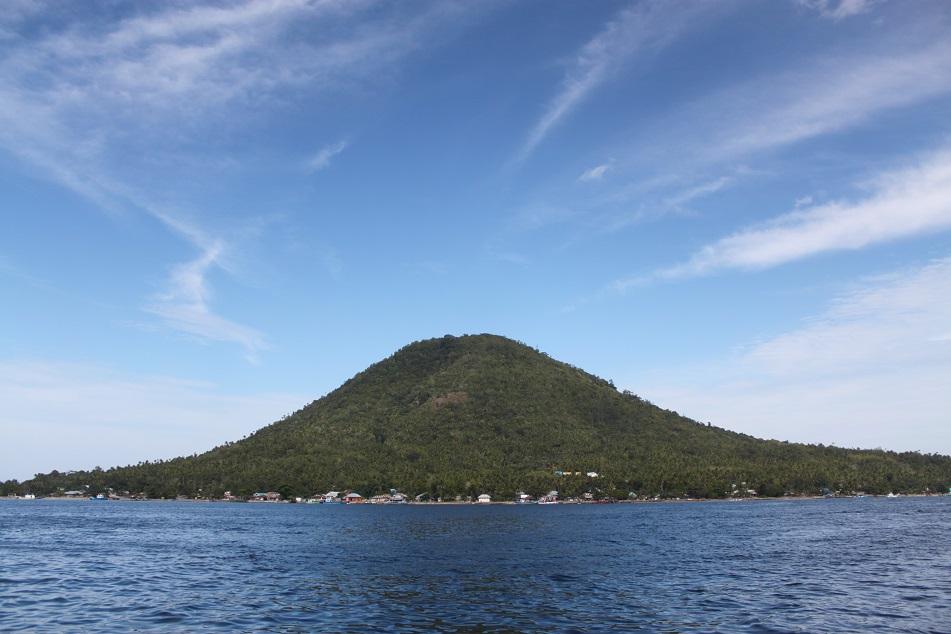 A Small Island near Tidore
