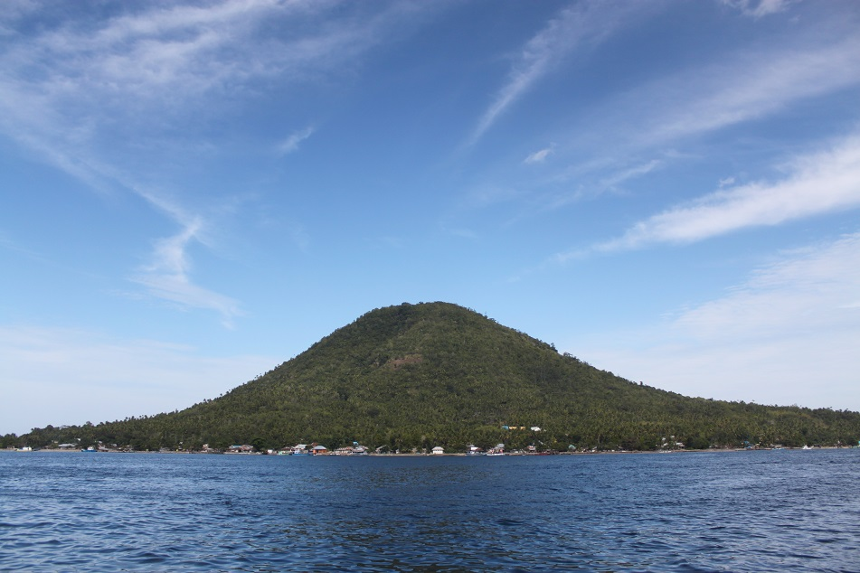 A Small Island near Tidore