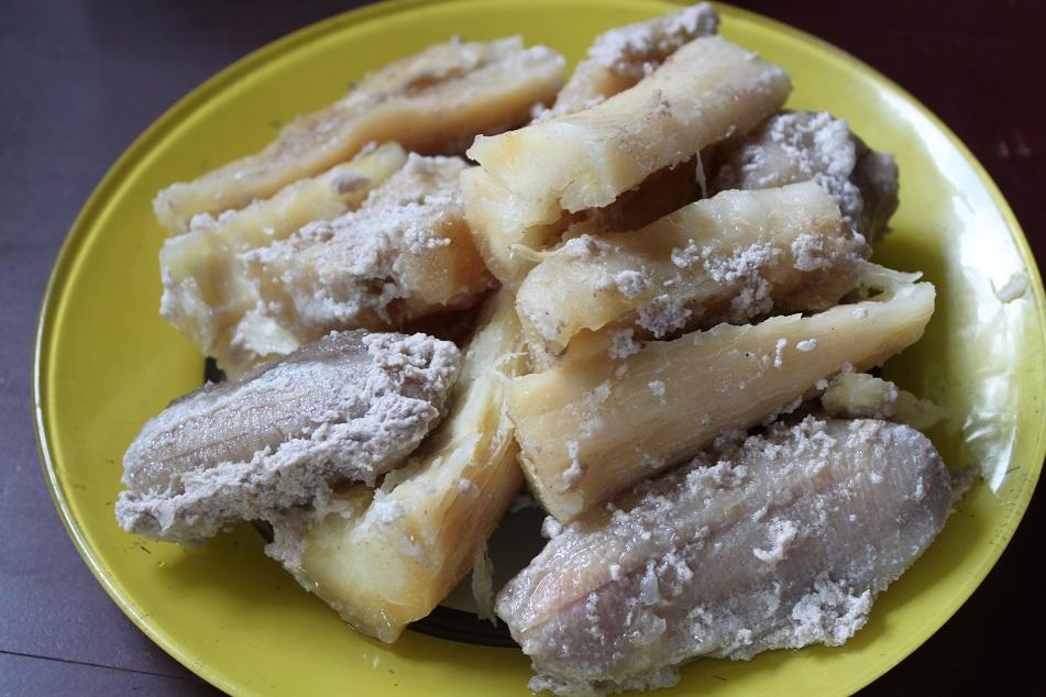 Kasbi and Banana