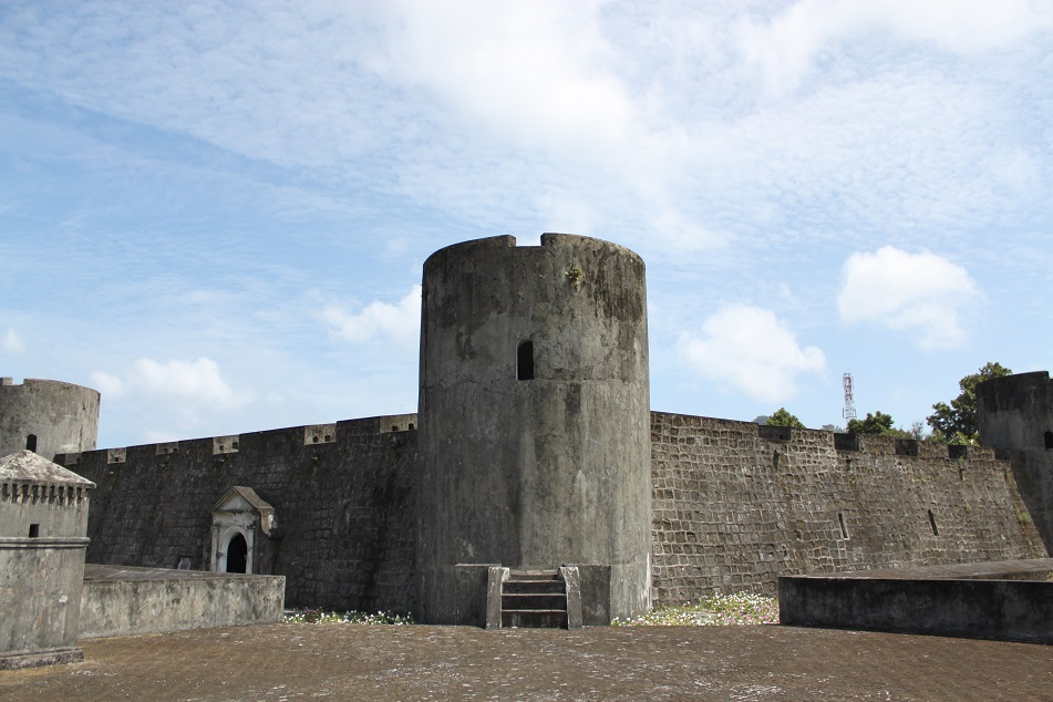 The Bastion of Fort Belgica