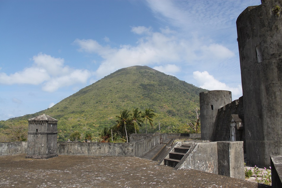 The Biggest Fort around Mount Api
