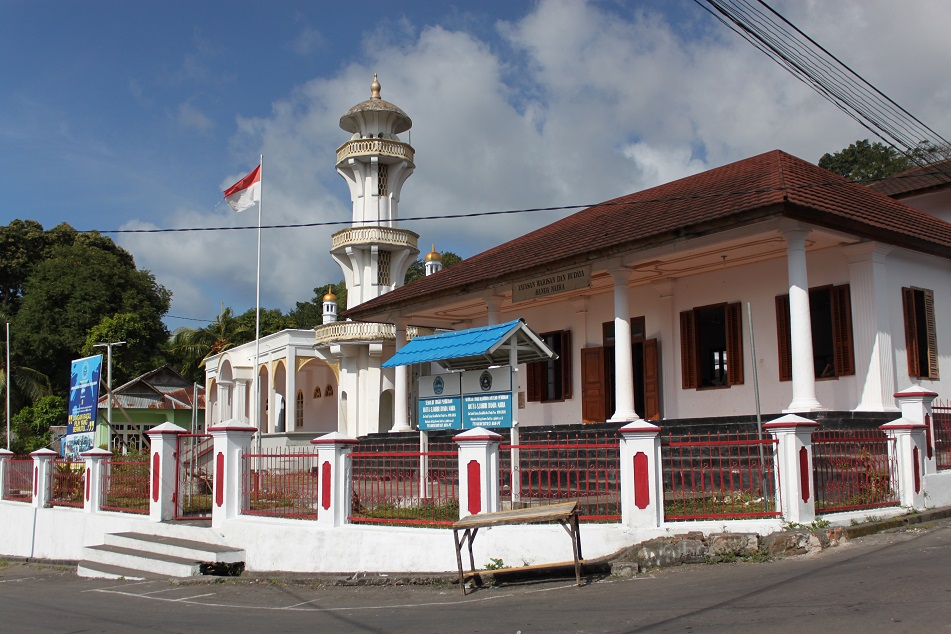 The Main Mosque in Town