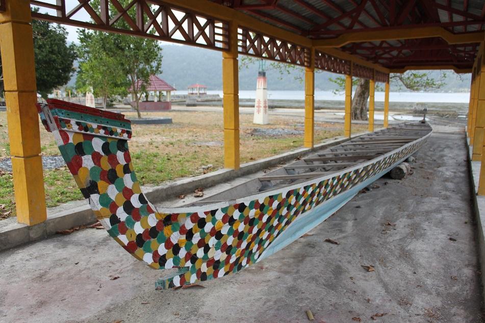 Kora-Kora, Bandanese Traditional Boat