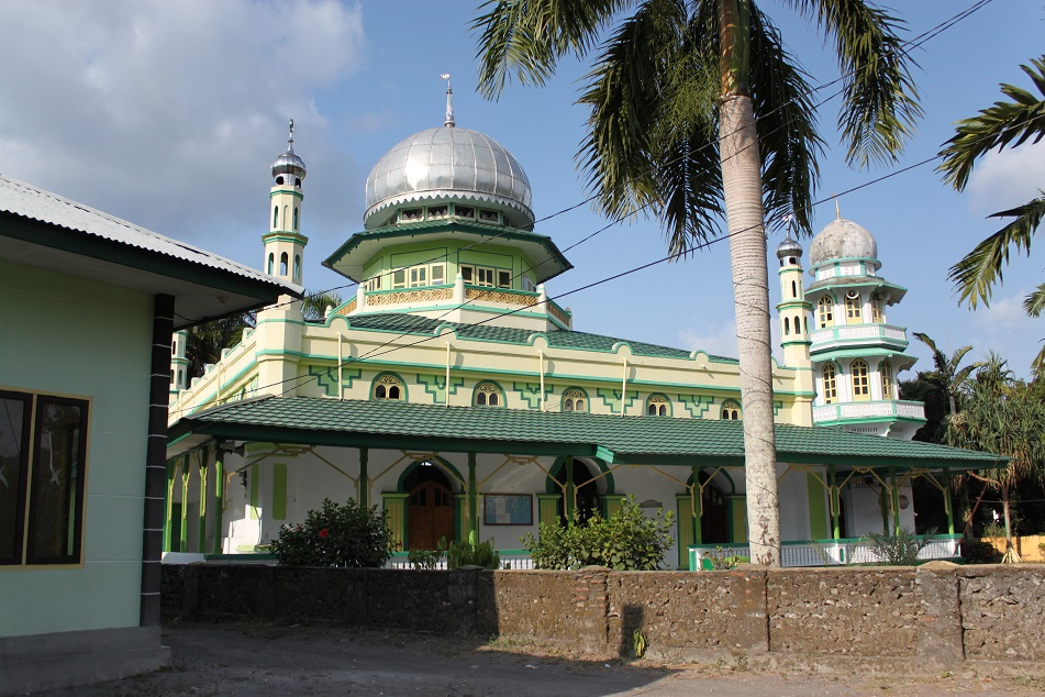 Another Mosque in Town
