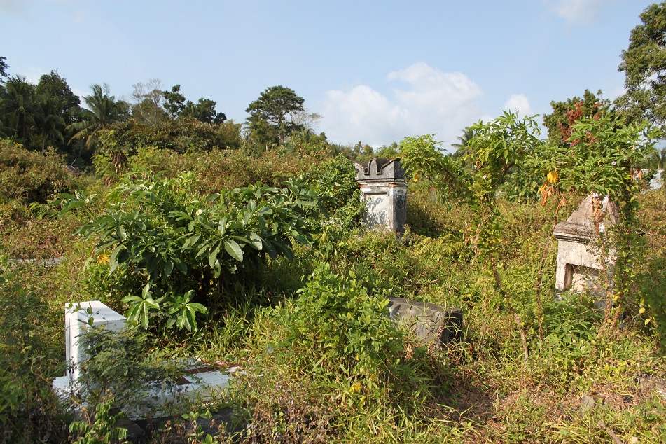 The Island's Christian Cemetery