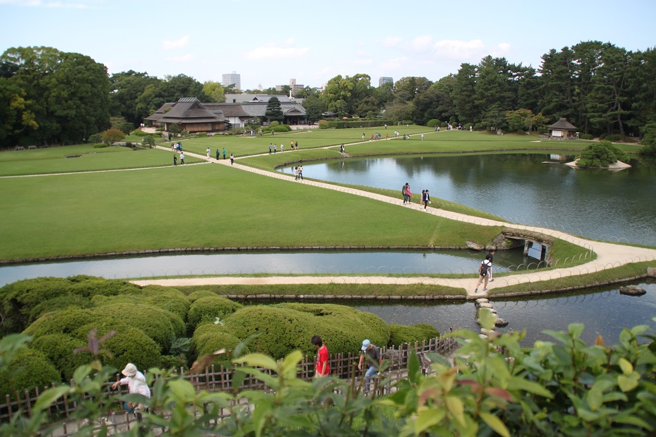 Okayama's Koraku-en, One of Japan's Most Beautiful Gardens
