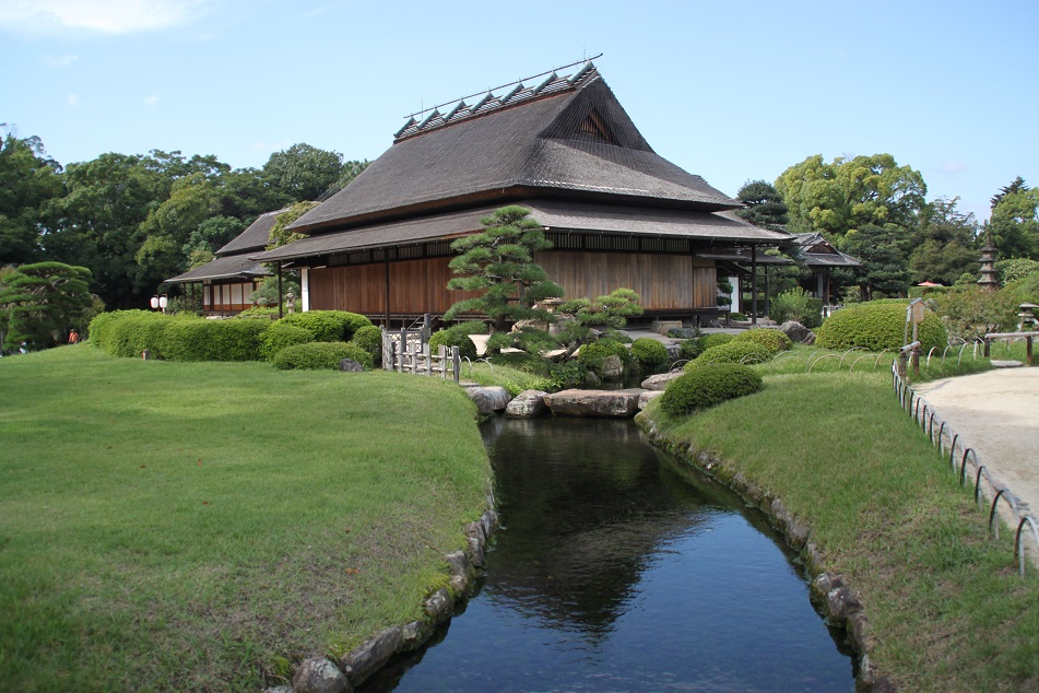 An Example of Japanese Traditional House