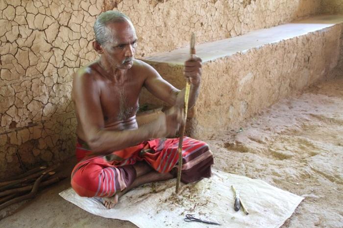 Preparing for Processing the Cinnamon
