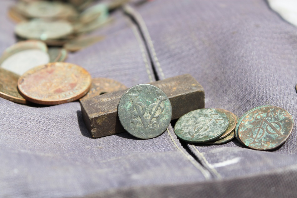 Old Dutch Coins