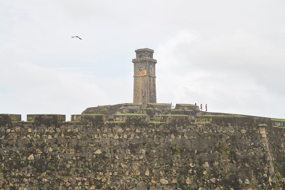 Galle Fort, One of Sri Lanka's UNESCO World Heritage Sites