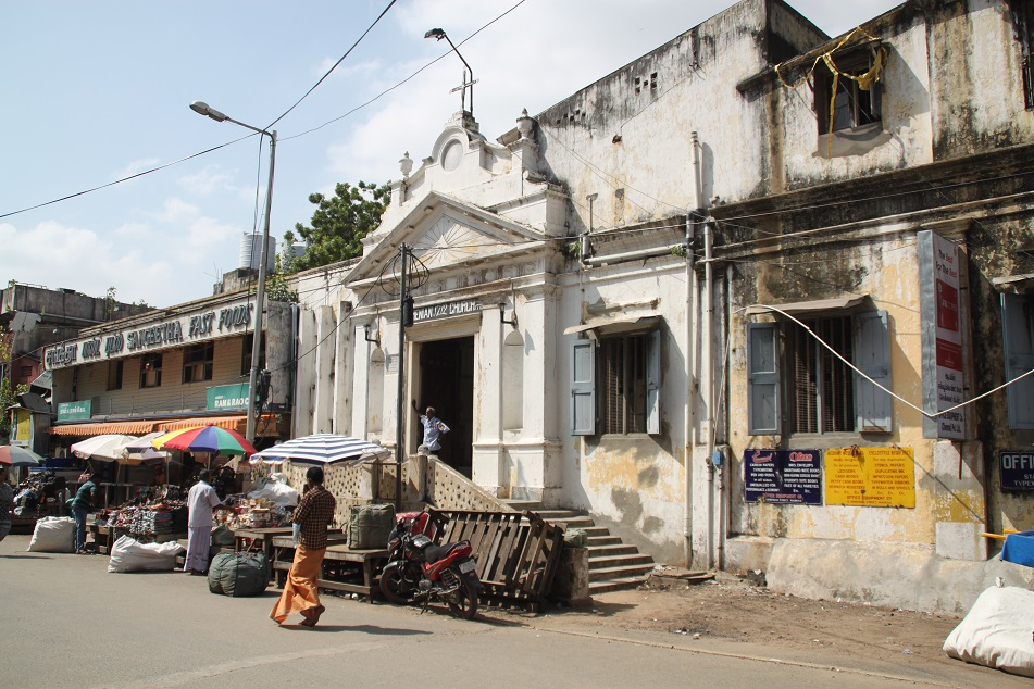 Chennai's Sole Armenian Church