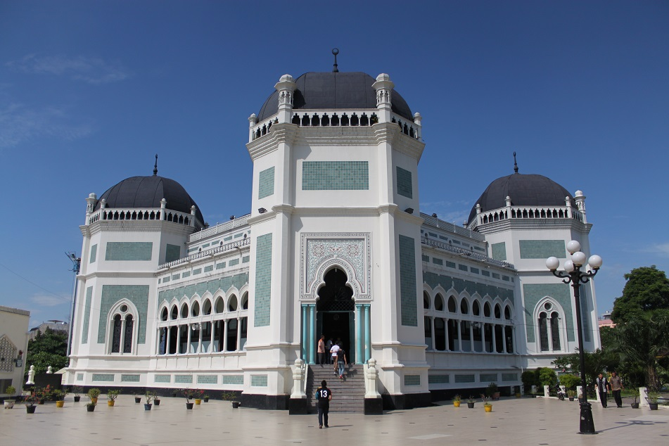 Al Mahsun Grand Mosque, A Landmark of Medan