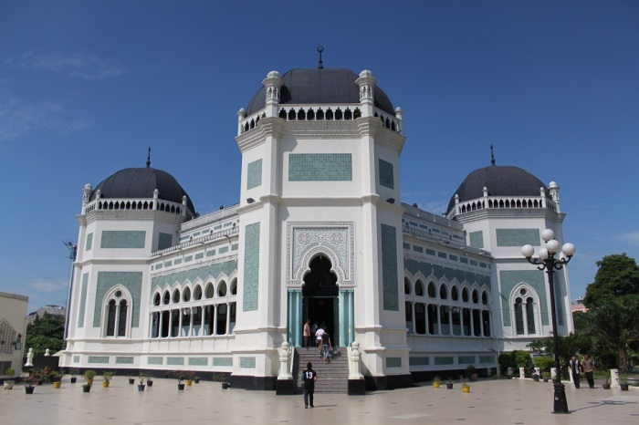 Al Mahsun Grand Mosque, A Landmark of Medan