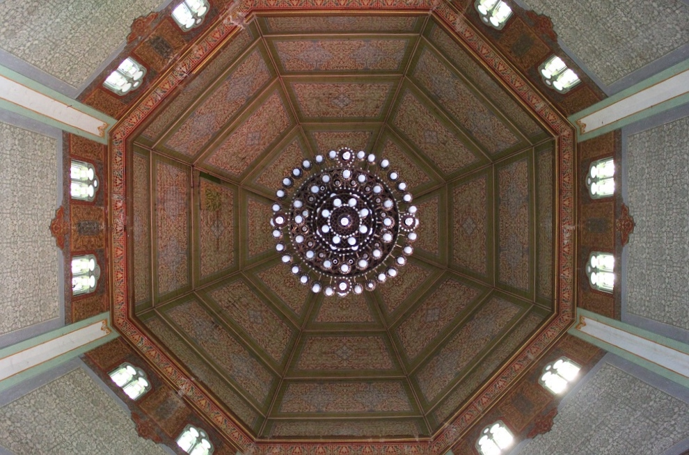 Under the Main Dome