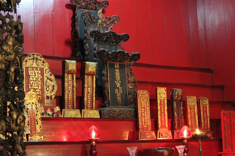 Altar of the Ancestors