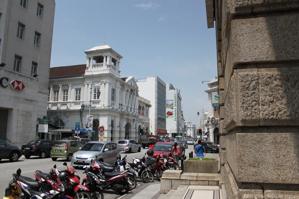 Colonial Buildings in the CBD