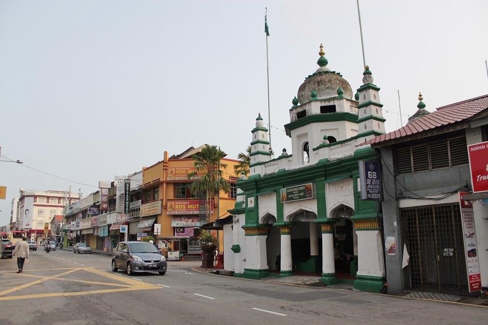 A Smaller Mosque