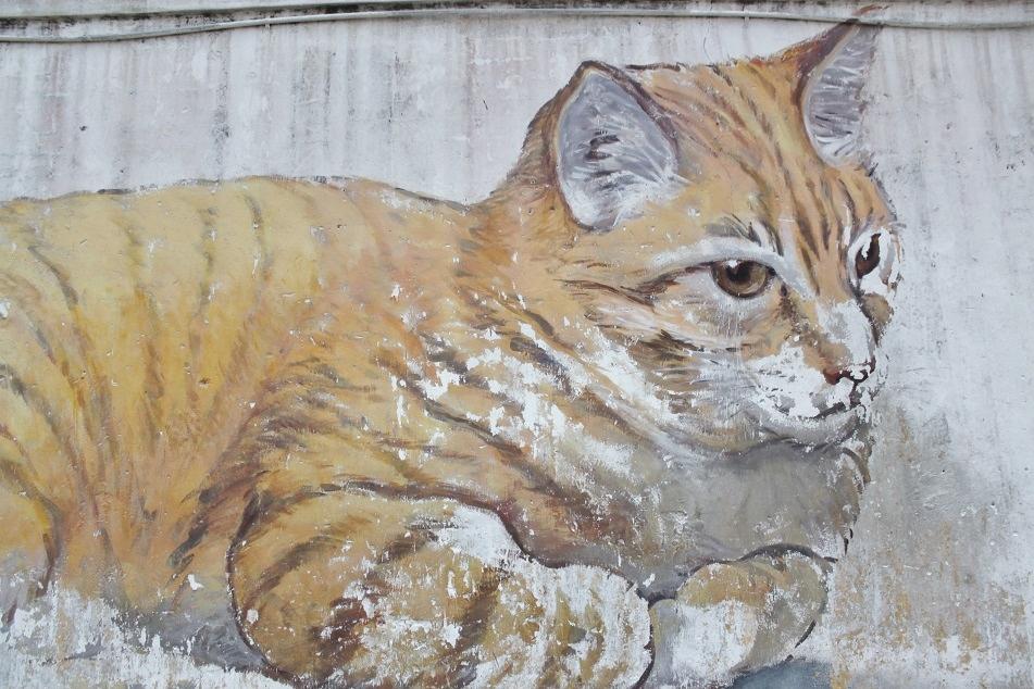 Cat Mural 1