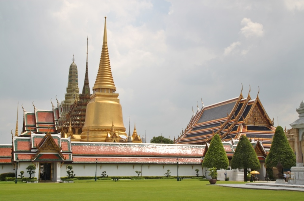 Grand Palace and Wat Phra Kaew
