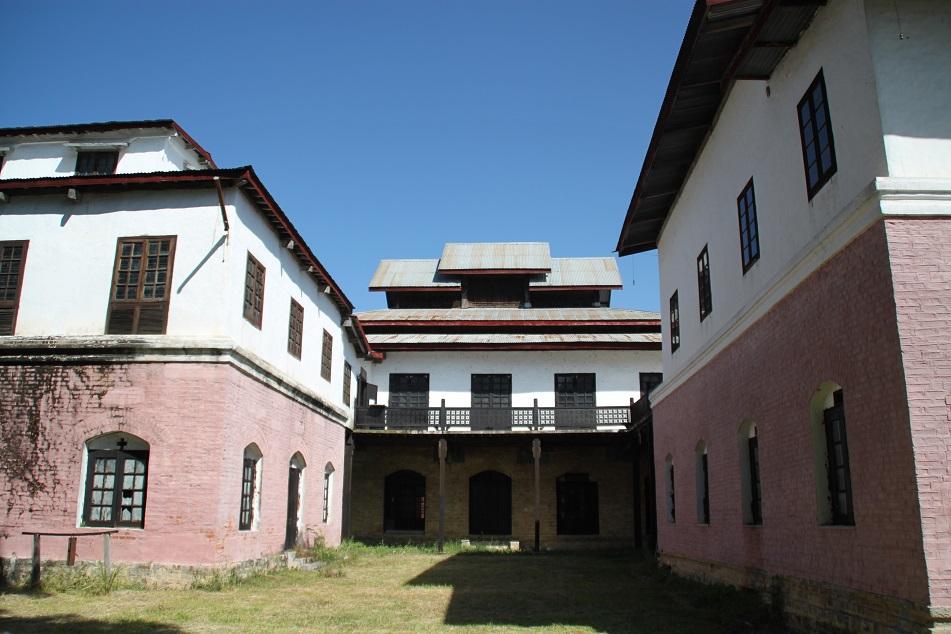 Former Shan Palace