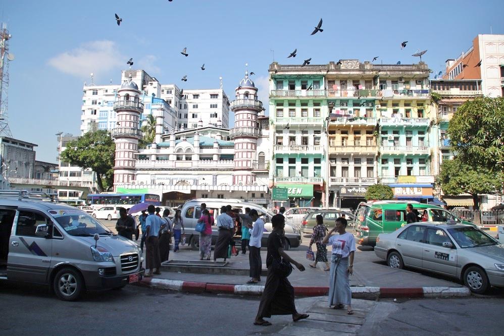 Yangon 21